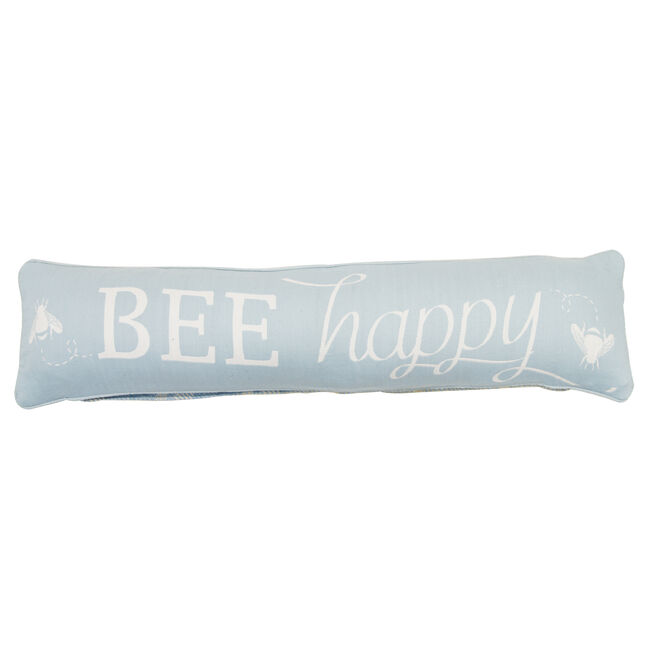 Bee Happy Draught Excluder 22x90cm