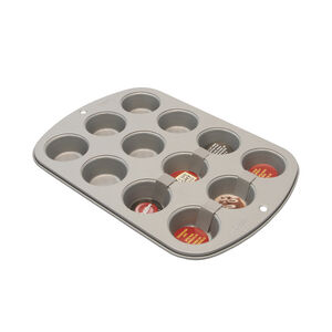 Recipe Right Mini Muffin Pan 12 Cup