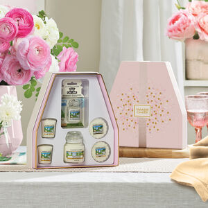 Yankee Spring 2019 Clean Cotton Fragrance Set