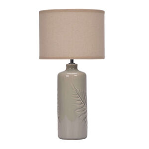 Ceramic Forest Night Table Lamp
