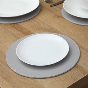 "ABNEY & CROFT WHITE 8"" Side Plate"