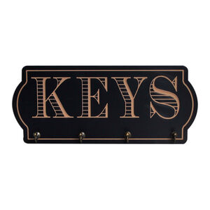 Love Prints with Hooks - Keys