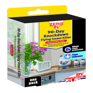 ZERO IN 90-Day Knockdown Flying Insect Killer