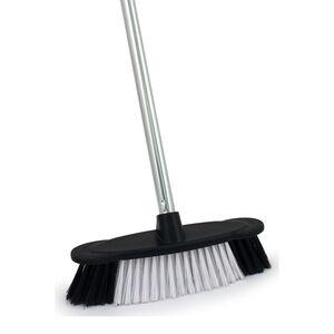 Hallmark Graphite Soft Broom and Handle