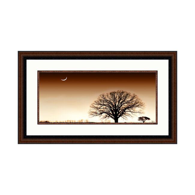 Twilight Black Frame 54cm x 106cm
