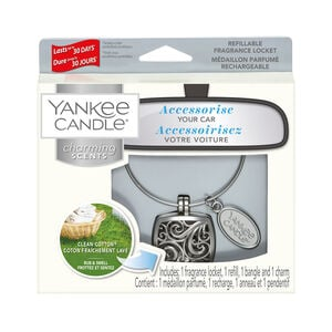 Yankee Charming Scents Clean Cotton