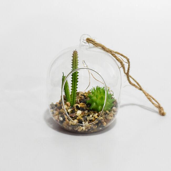 5 LED Decorative Glass Landscape