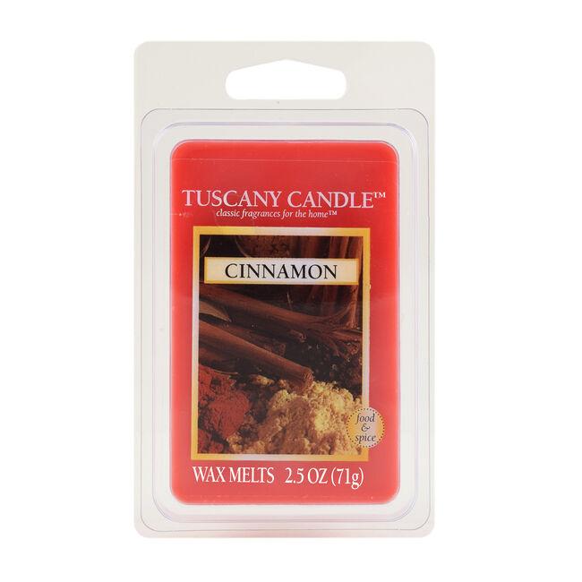 Tuscany Candle Melt Cube Cinnamon