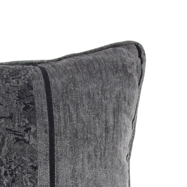 Parker Cushion 45x45cm - Grey