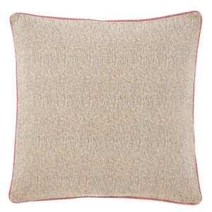 Sweeney Cushion 58x58cm - Biscuit