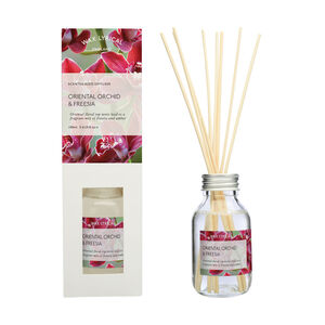 Oriental Orchid and Freesia 100ml Reed Diffuser