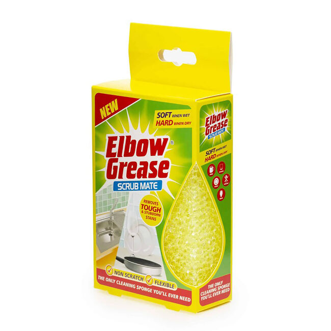Elbow Grease Scrub Mate 1 Pack
