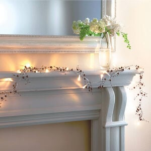 30 LED Decorative Beaded String Lights