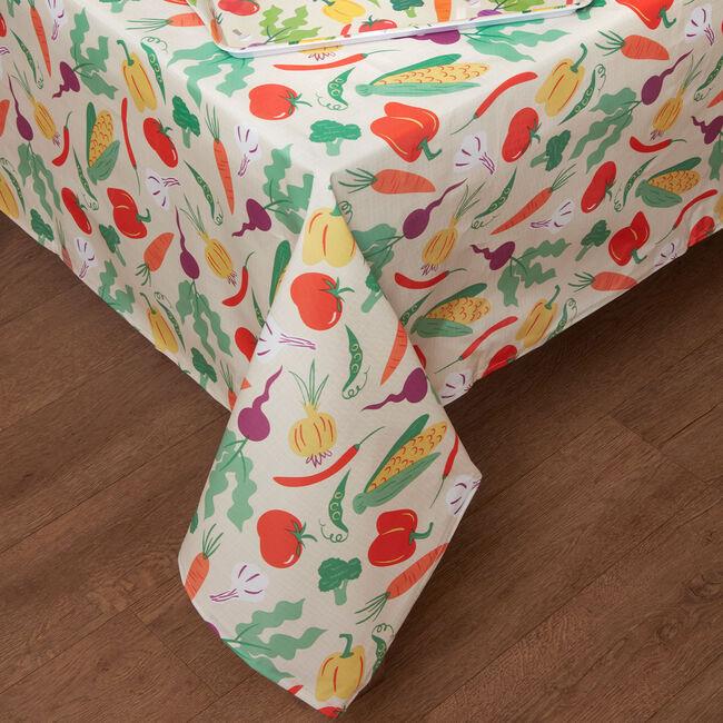 Veggie Patch Table Cloth