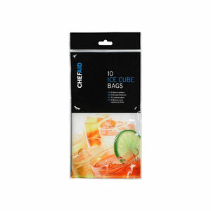 Chef Aid Ice Cube Bags