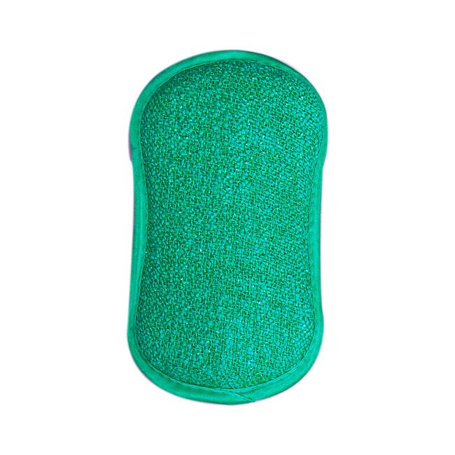 Gleam Clean Microfibre Cleaning Pad - Green