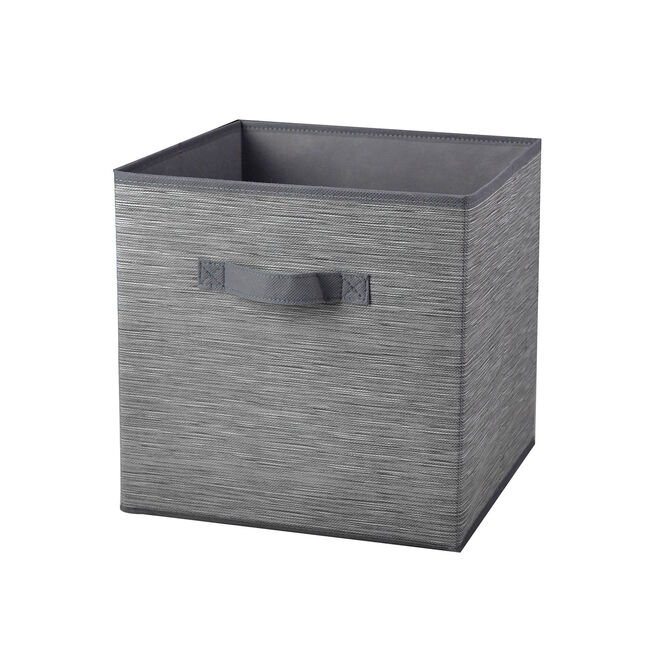 Clever Clothes Store Cube Charcoal - 30cm