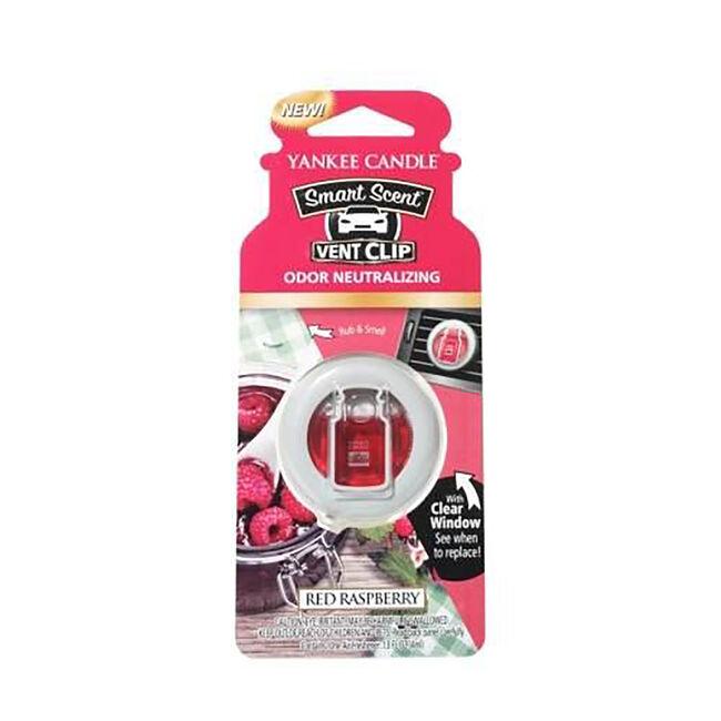 Smart Scent Vent Clip Red Raspberry