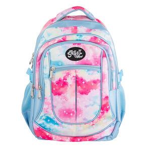 Streetsac Rainbow Sky Schoolbag