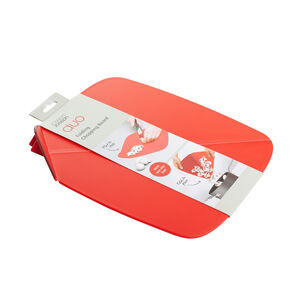 Joseph Joseph Duo Folding Chopping Board - Red