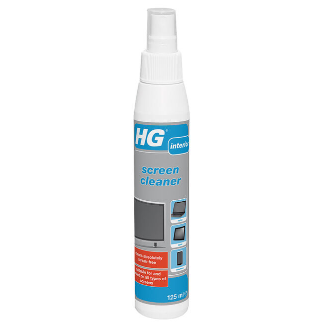 HG Screen Cleaner 125ml