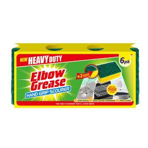 Elbow Grease Kitchen Scourer 6 Pack