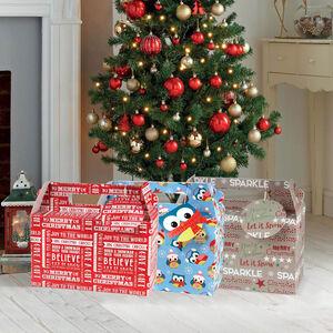 Christmas Pop-Up Gift Box