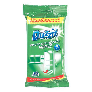 Duzzit Fridge & Microwave 50 Wipes