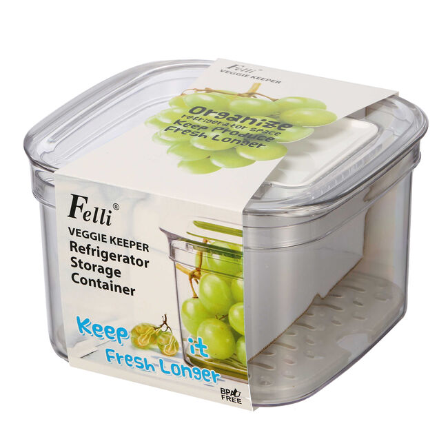 Small Veggie Keeper Storage Container