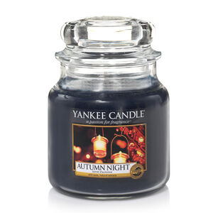 Yankee Candle Autumn Night Medium Jar