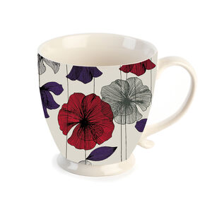 Kensington Red Mug