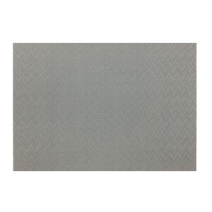 Herringbone Grey Placemat