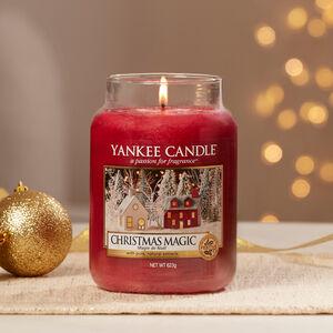 Yankee Candle Christmas Magic Large Jar