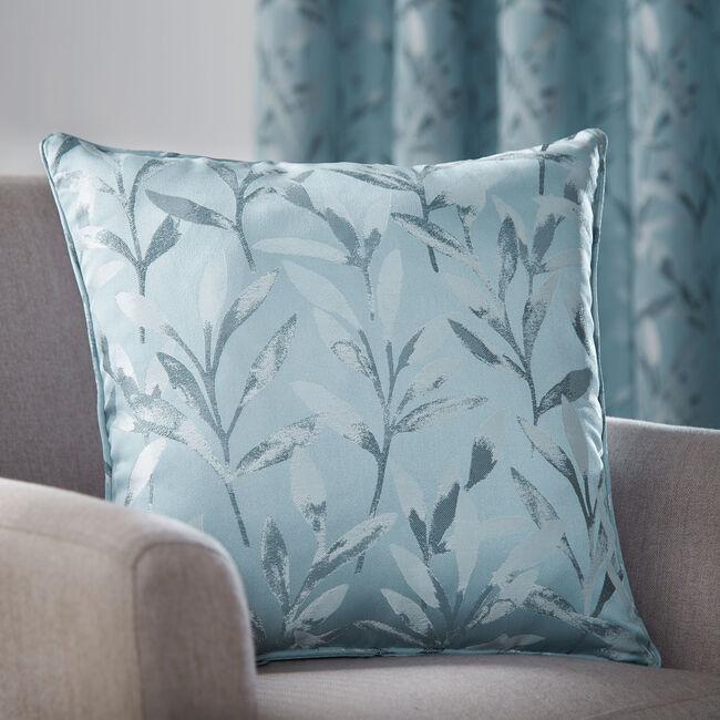 Botanika Duck Egg 45 x45 Cushion