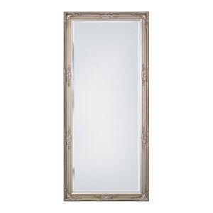 Maissance Antique Silver Leaner Mirror 164cm x 75cm