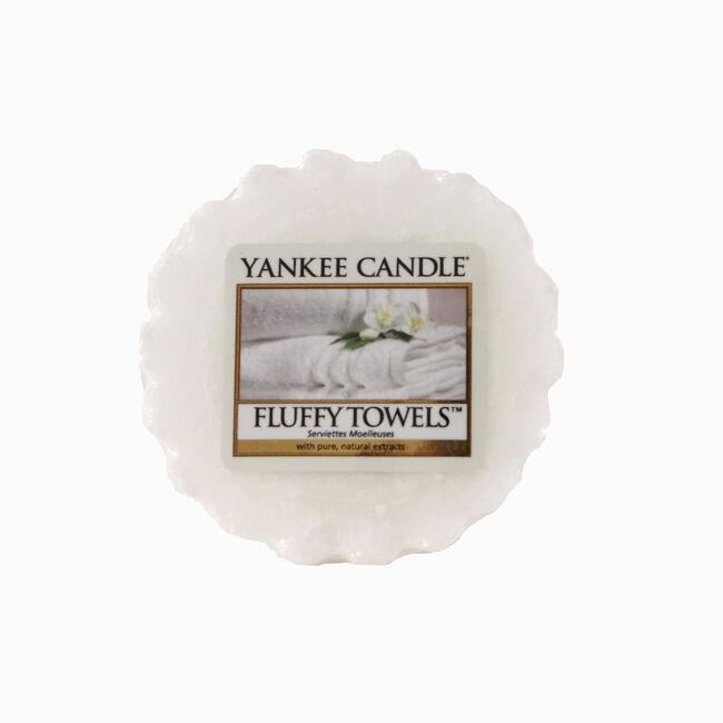 Yankee Candle Fluffy Towels Tart