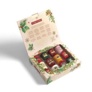 Yankee Christmas 12 Votive Gift Set