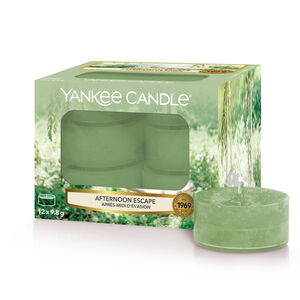 Yankee Candle Afternoon Escape Tealights
