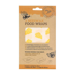 Tala 3 Cheese Food Wax Wraps