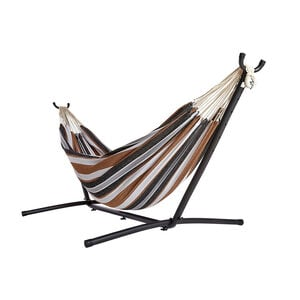 Deluxe Hammock with Stand - Biege
