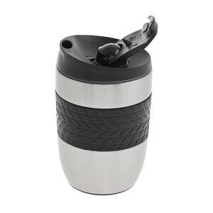Body Go Stainless Steel Travel Mug 260ml - Silver