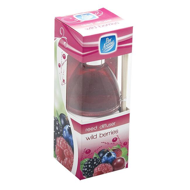 Pan Aroma Wild Berries 50ml Reed Diffuser