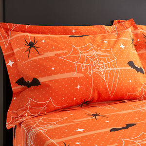 Haunted House Oxford Pillowcase Pair