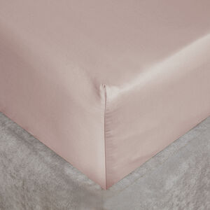 SB FITTED SHEET 500 Threadcount Cotton Oyster
