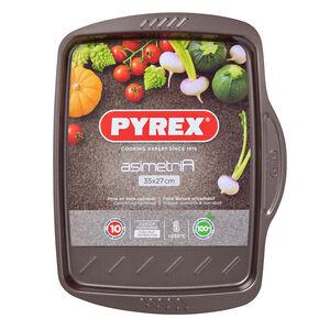 Pyrex Asimetria Oven Tray 35cm x 27cm