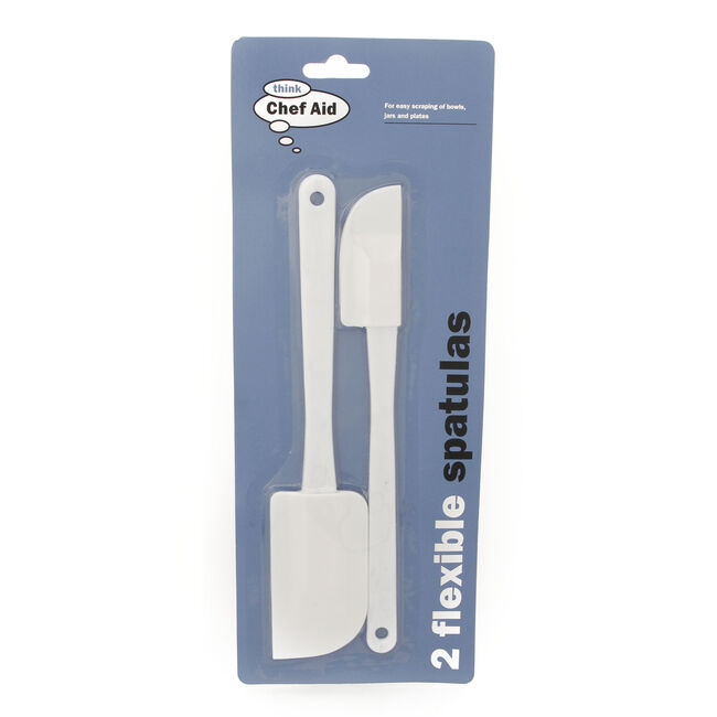 Chef Aid Flexible Spatulas