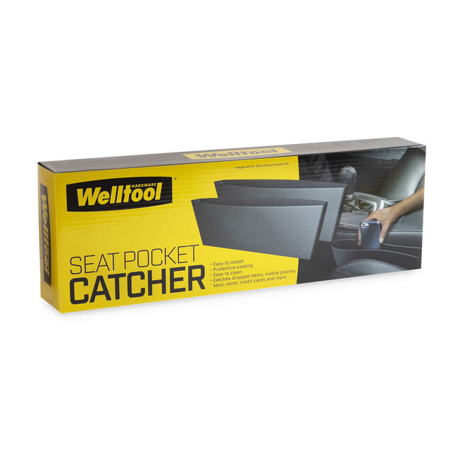 Seat Pocket Catcher