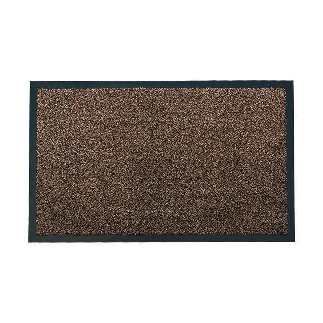 Chestnut Grove Washable Brown Door Mat 50x80cm