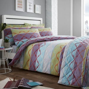 Brushed Cotton Ciara Duvet Cover