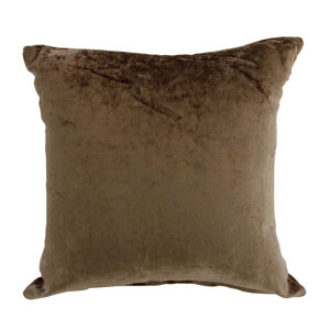 Velvet Crush Gold Cushion Cover 2Pk 45cm x 45cm